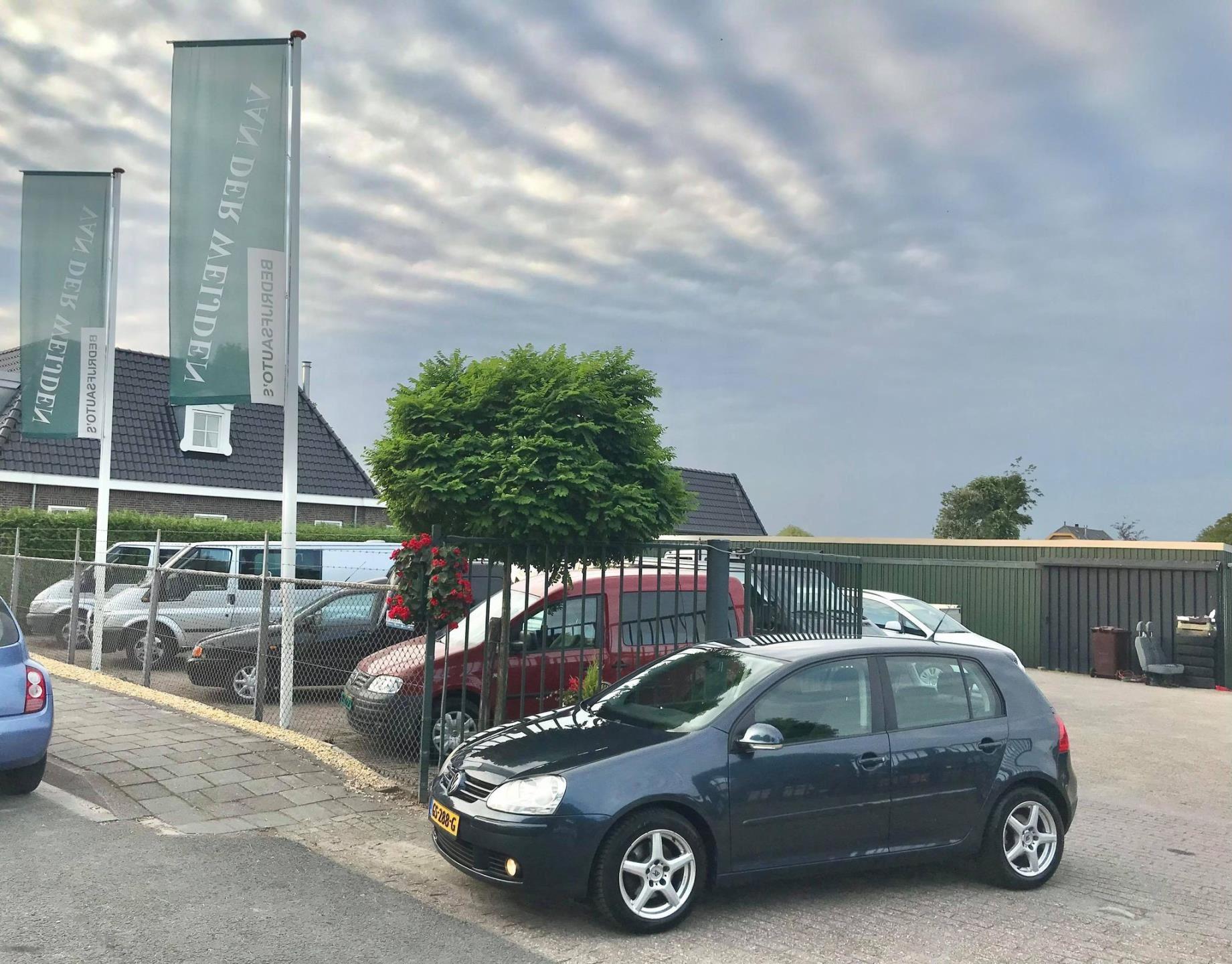 Volkswagen Golf occasion - Van der Weijden Bedrijfsauto's