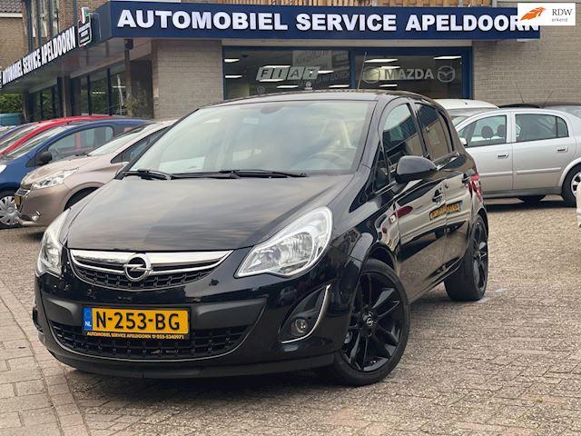 Opel Corsa 1.4-16V Color Edition *5DRS*AIRCO*SPORTSTOELEN*STUURBEKR.*LM.VELGEN*ELLEK.PAKKET*APK