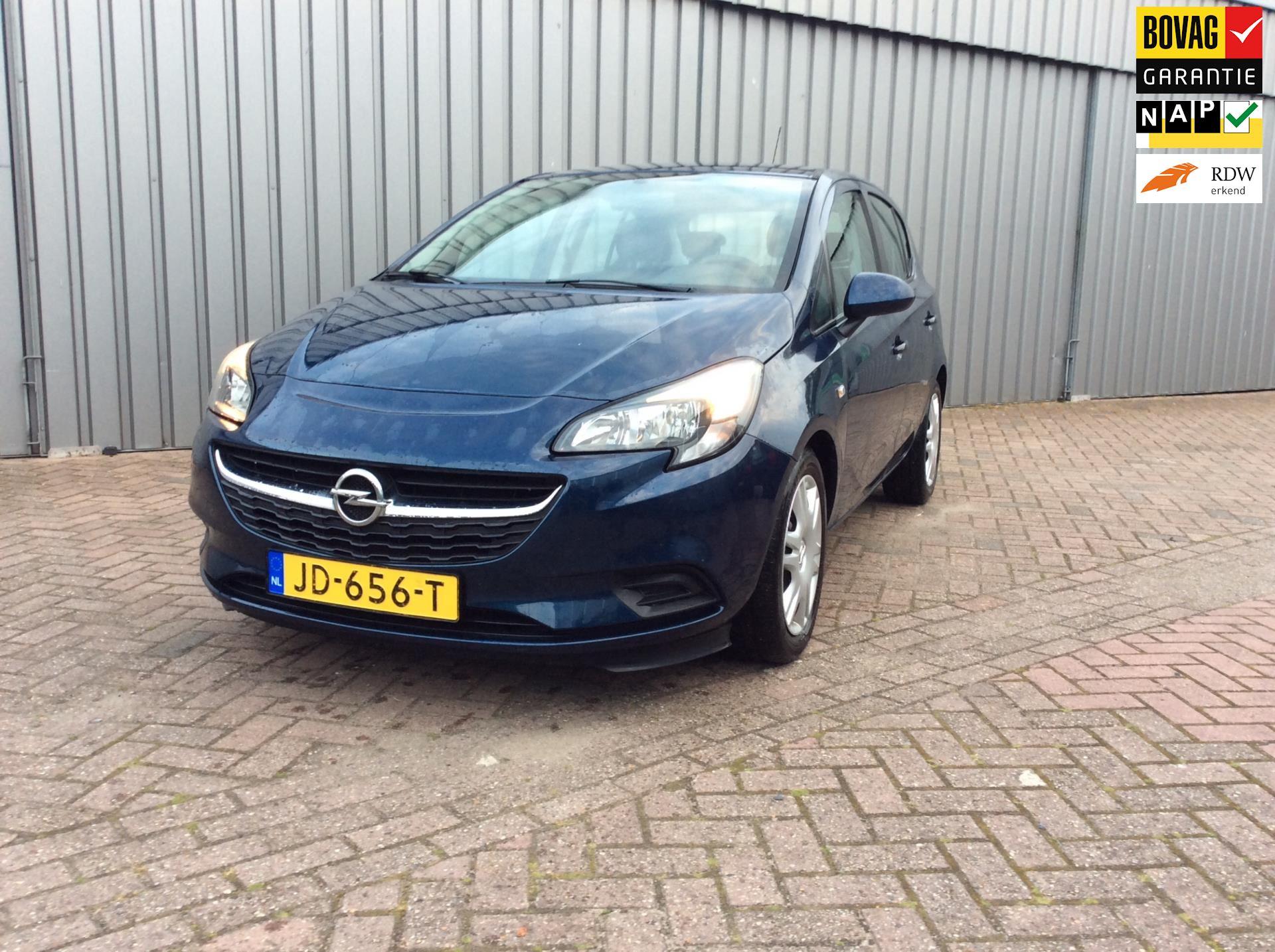 Opel Corsa occasion - Auto van Beek