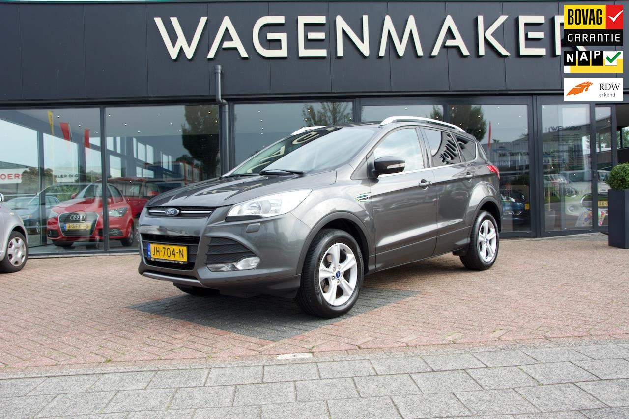 Ford Kuga occasion - Wagenmaker Auto's