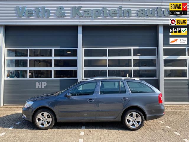 Skoda Octavia Combi occasion - Veth & Kaptein Auto's B.V.