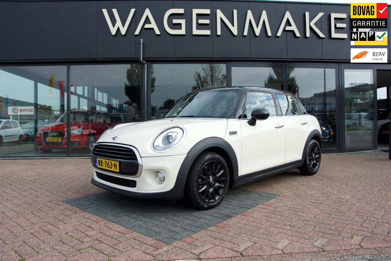 Mini Mini occasion - Wagenmaker Auto's
