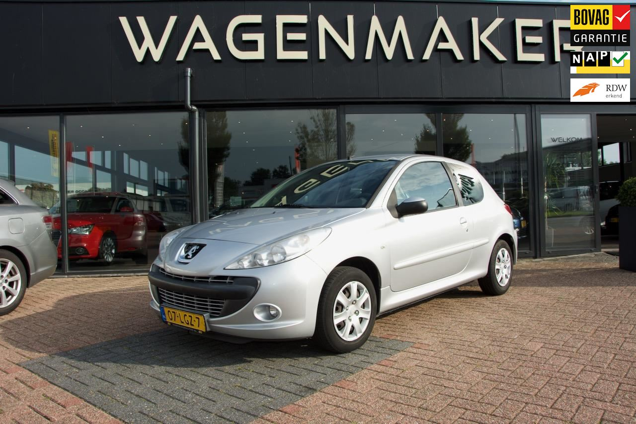 Peugeot 206  occasion - Wagenmaker Auto's