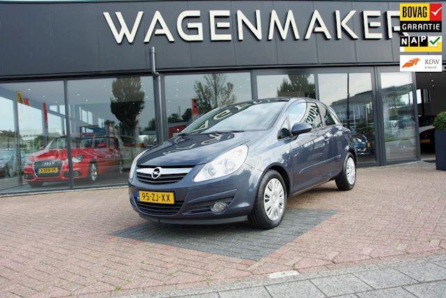 Opel Corsa 1.4-16V Enjoy Airco|Cruise|Electr pak|Netjes!