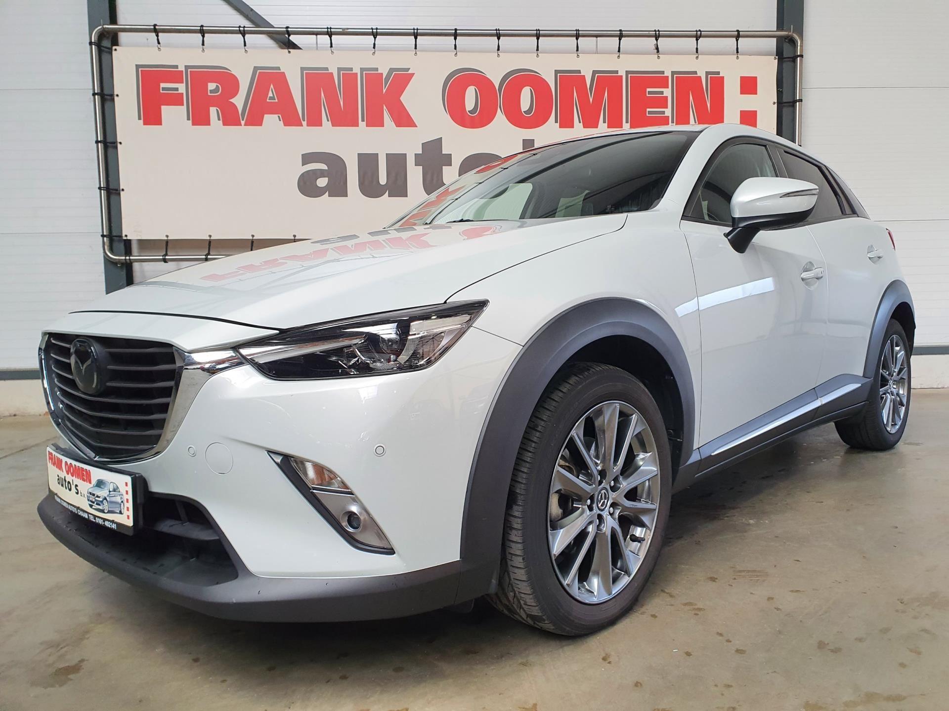 Mazda CX-3 occasion - Frank Oomen Auto's B.V.