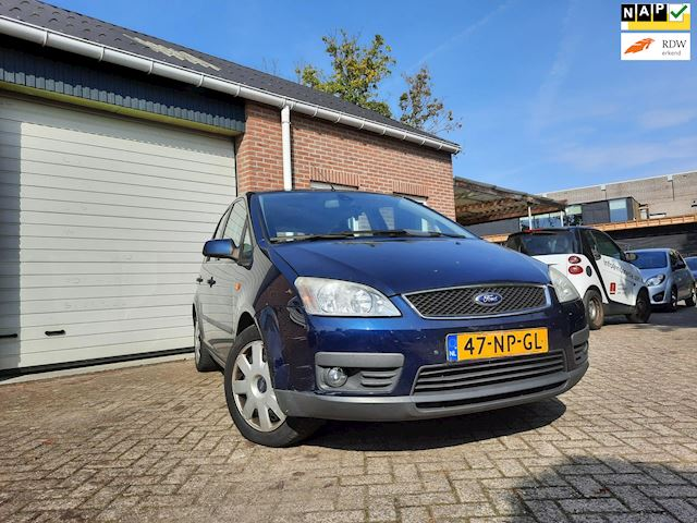 Ford Focus C-Max 1.8-16V First Edition airco cruise control