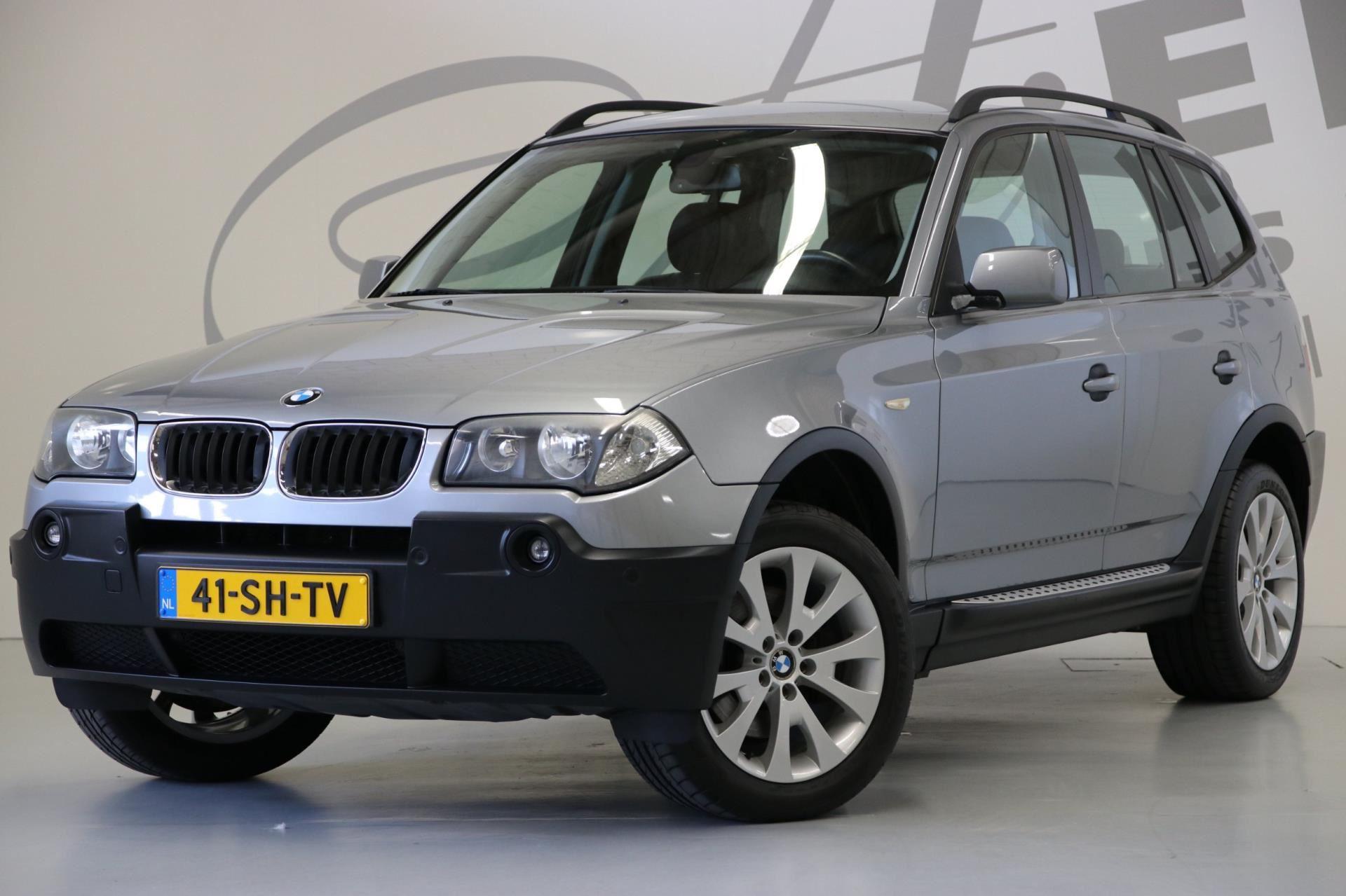 BMW X3 occasion - Aeen Exclusieve Automobielen
