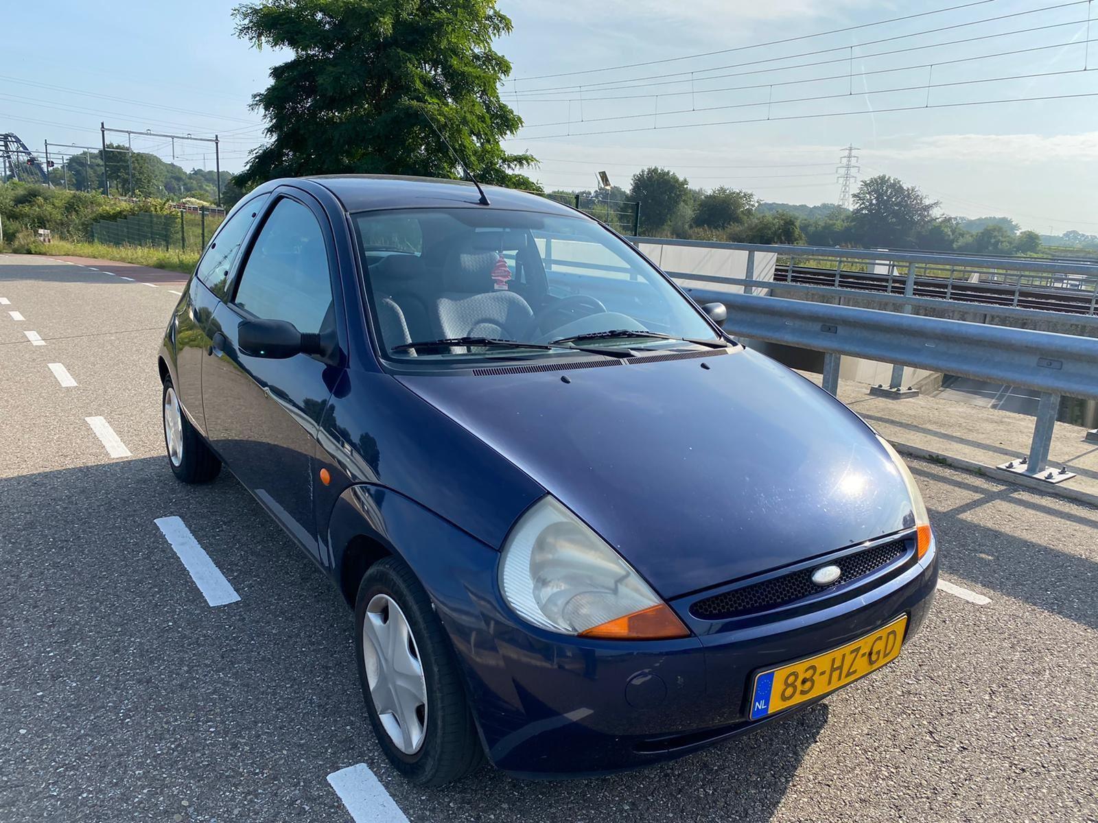 Ford Ka occasion - Gelderland Cars B.V.Zutphen