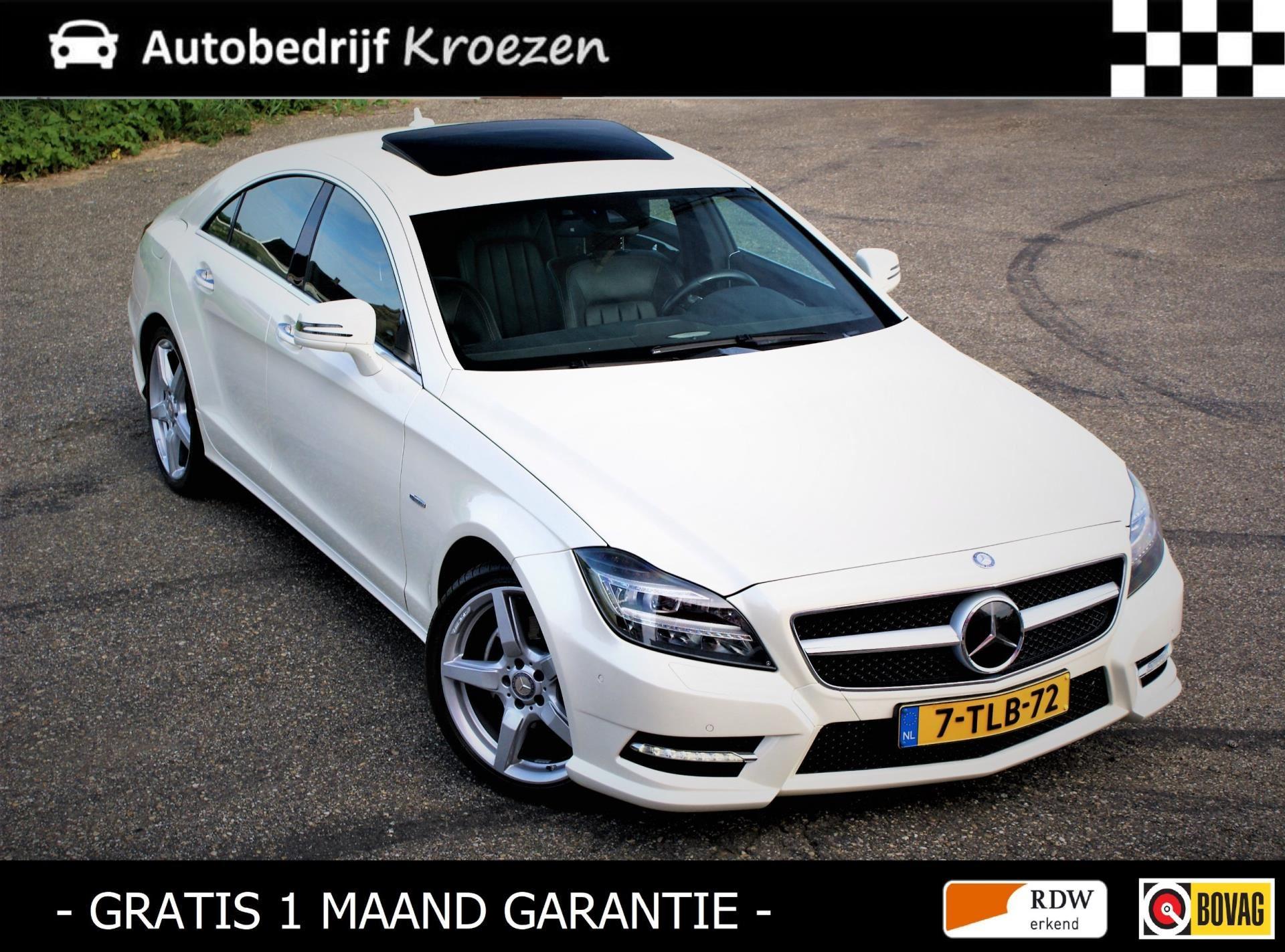 Mercedes-Benz CLS-klasse occasion - Autobedrijf Kroezen