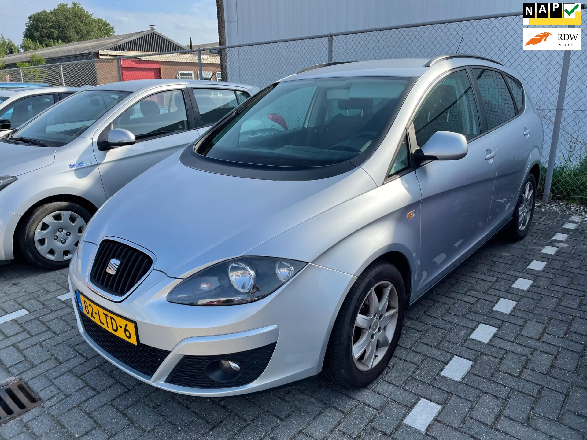 Seat Altea XL occasion - Van der Made Auto's