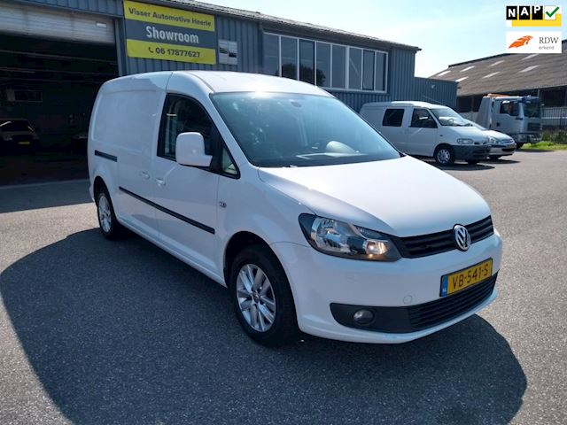 Volkswagen Caddy 1.6 TDI Maxi Airco/PDC/Navi/Cruise ! Dealer onderhouden ! APK tot 07-2022 ! MARGE !