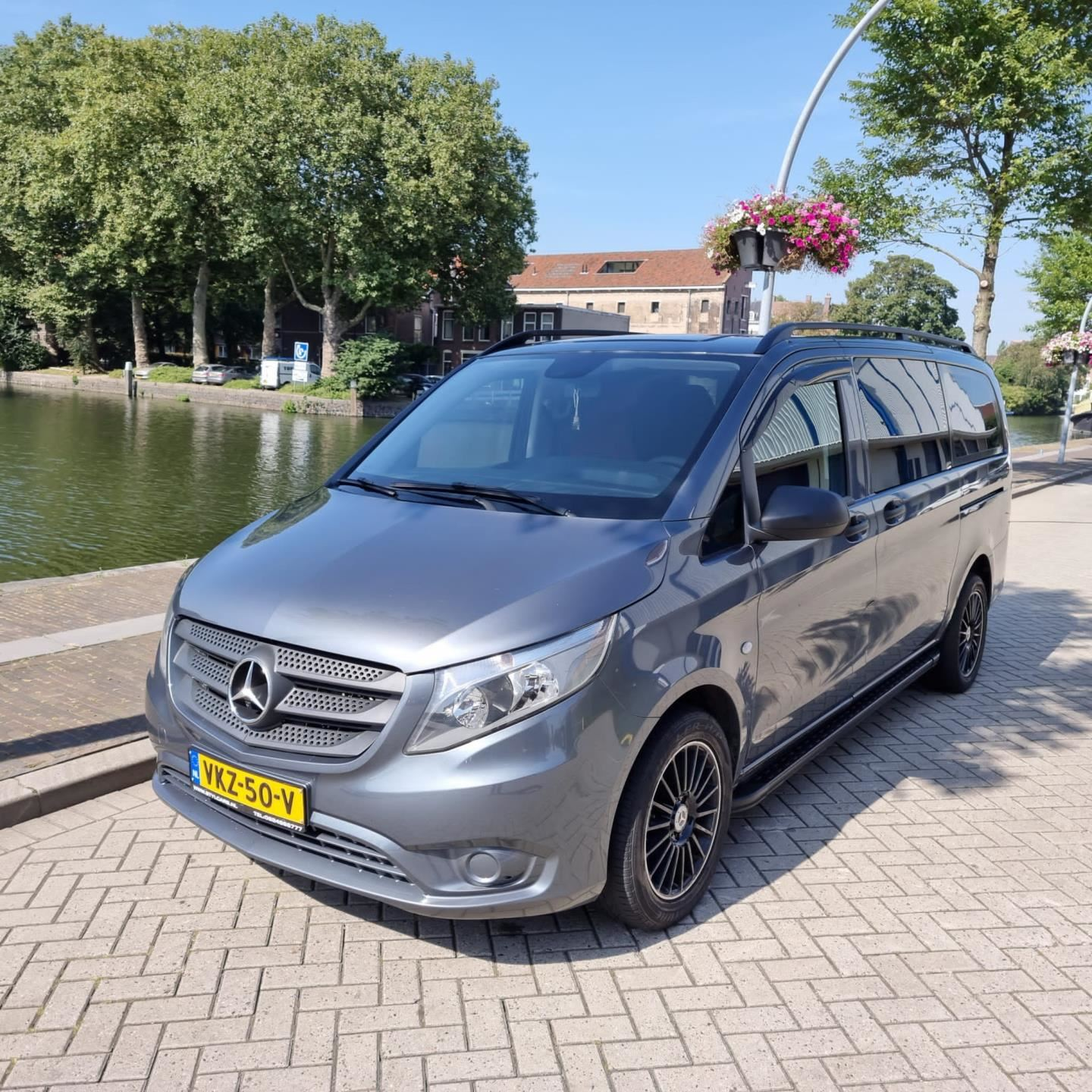Mercedes-Benz VITO TOURER occasion - Styl Cars