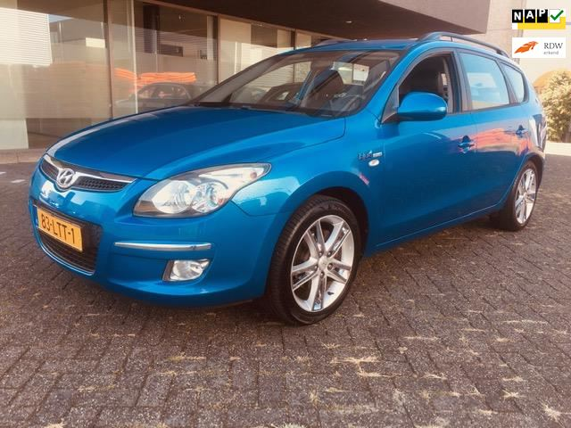 Hyundai I30 CW occasion - LVG Handelsonderneming