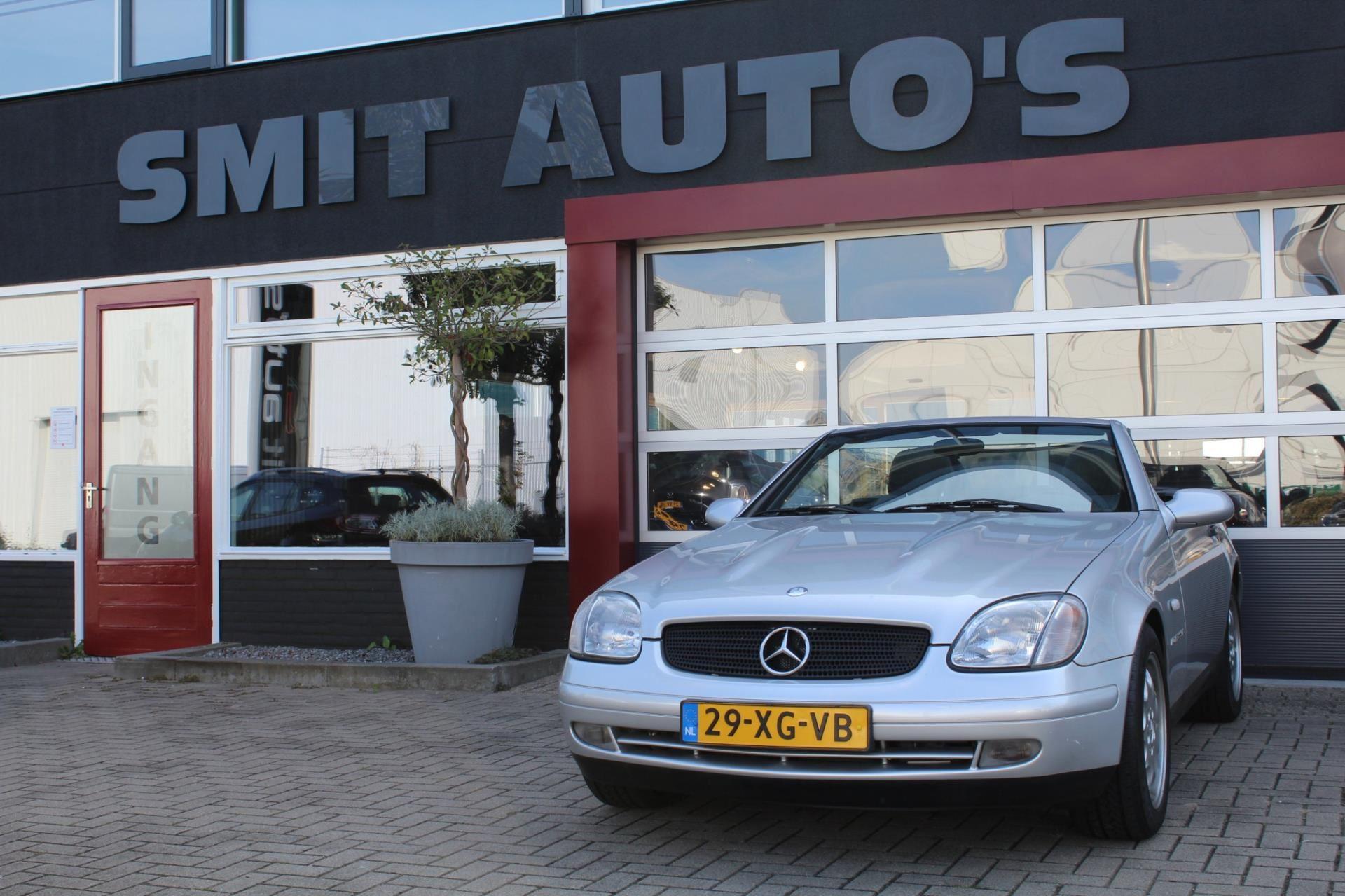 Mercedes-Benz SLK-klasse occasion - Smit Auto's