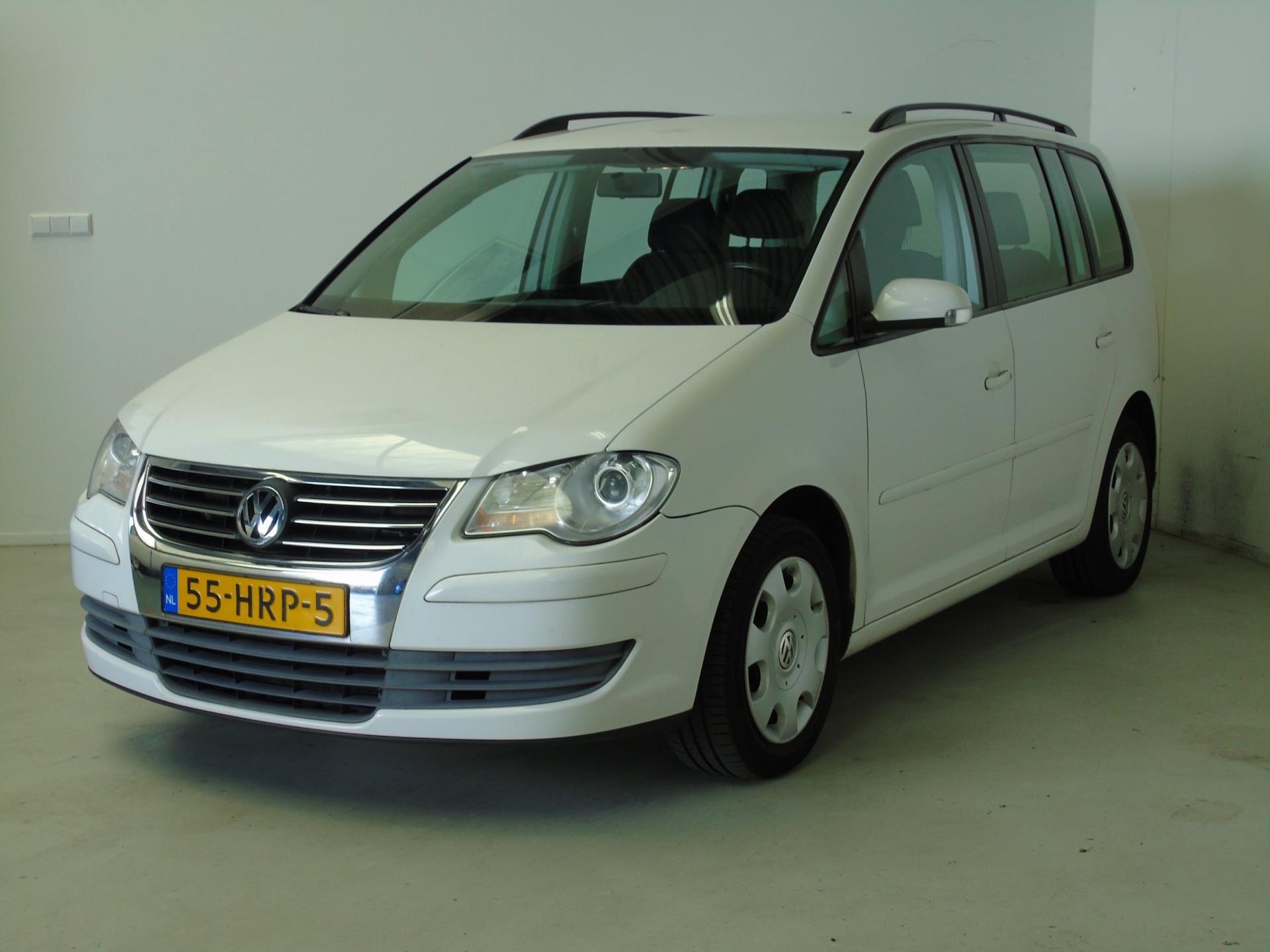 Volkswagen Touran occasion - van Dijk auto's
