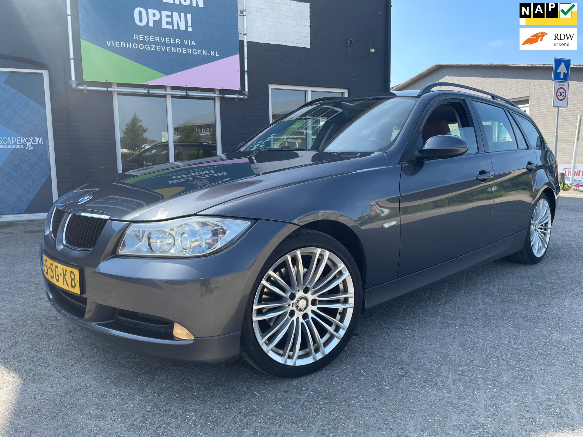 BMW 3-serie Touring occasion - Limited Car