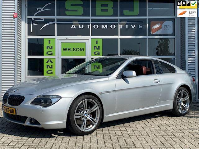 BMW 6-serie 645Ci S|AUTOMAAT|CRUISE|NAVI|BLUETOOTH|