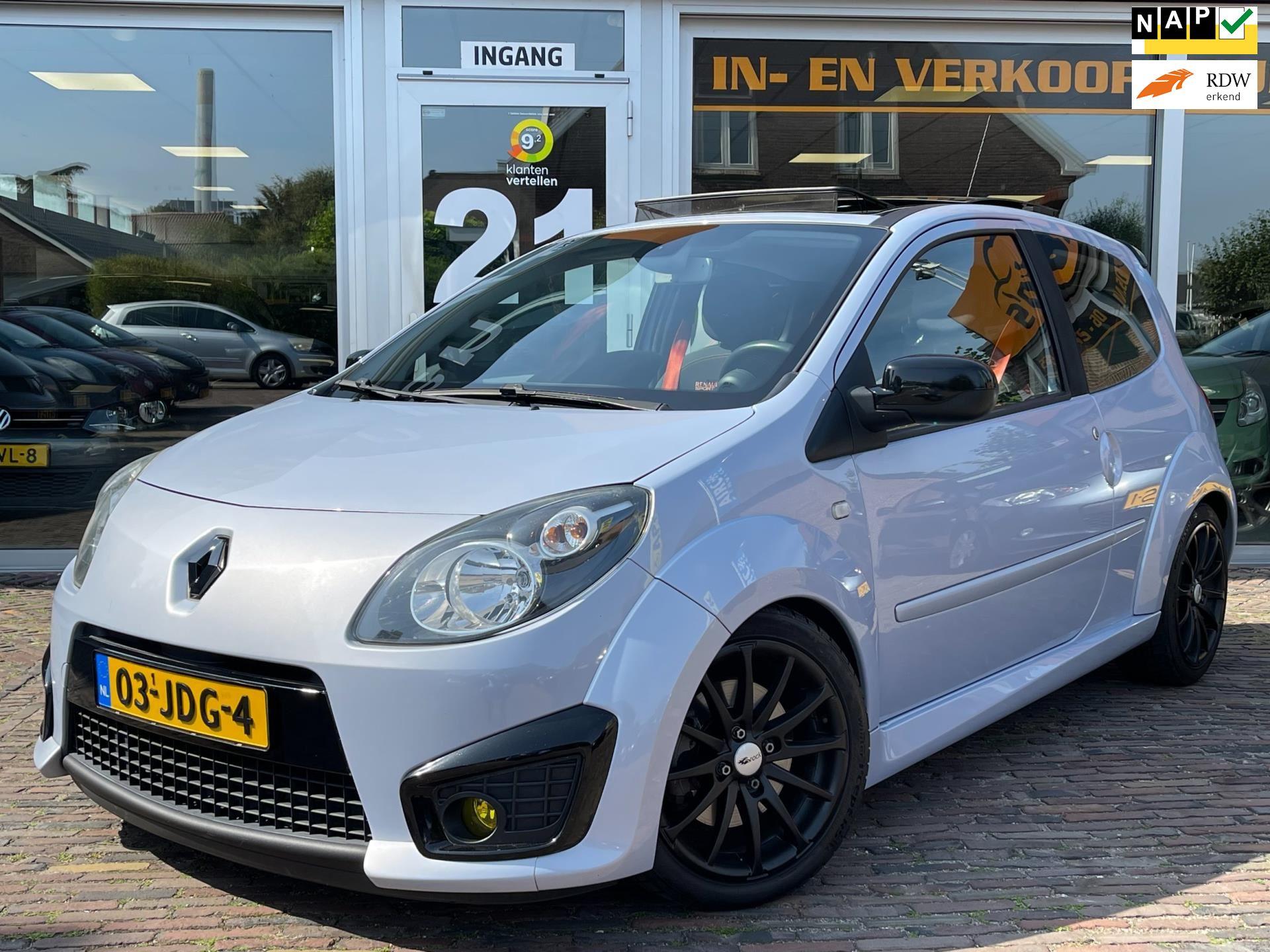Renault Twingo occasion - Pijman Auto's