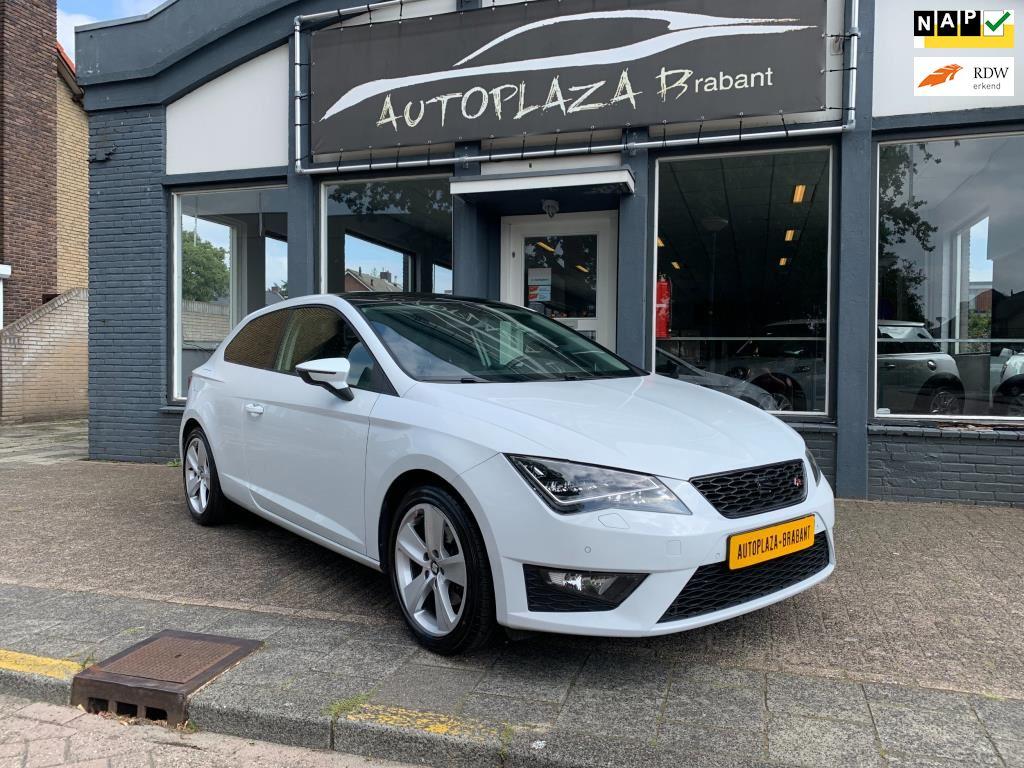Seat Leon SC occasion - Autoplaza Brabant