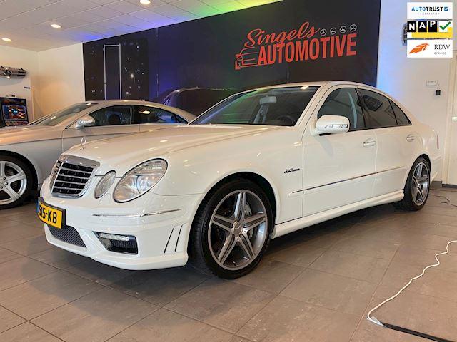 Mercedes-Benz E-klasse 63 AMG Incl. BTW. 65429 KM. In absolute nieuwstaat! Zeldzaam