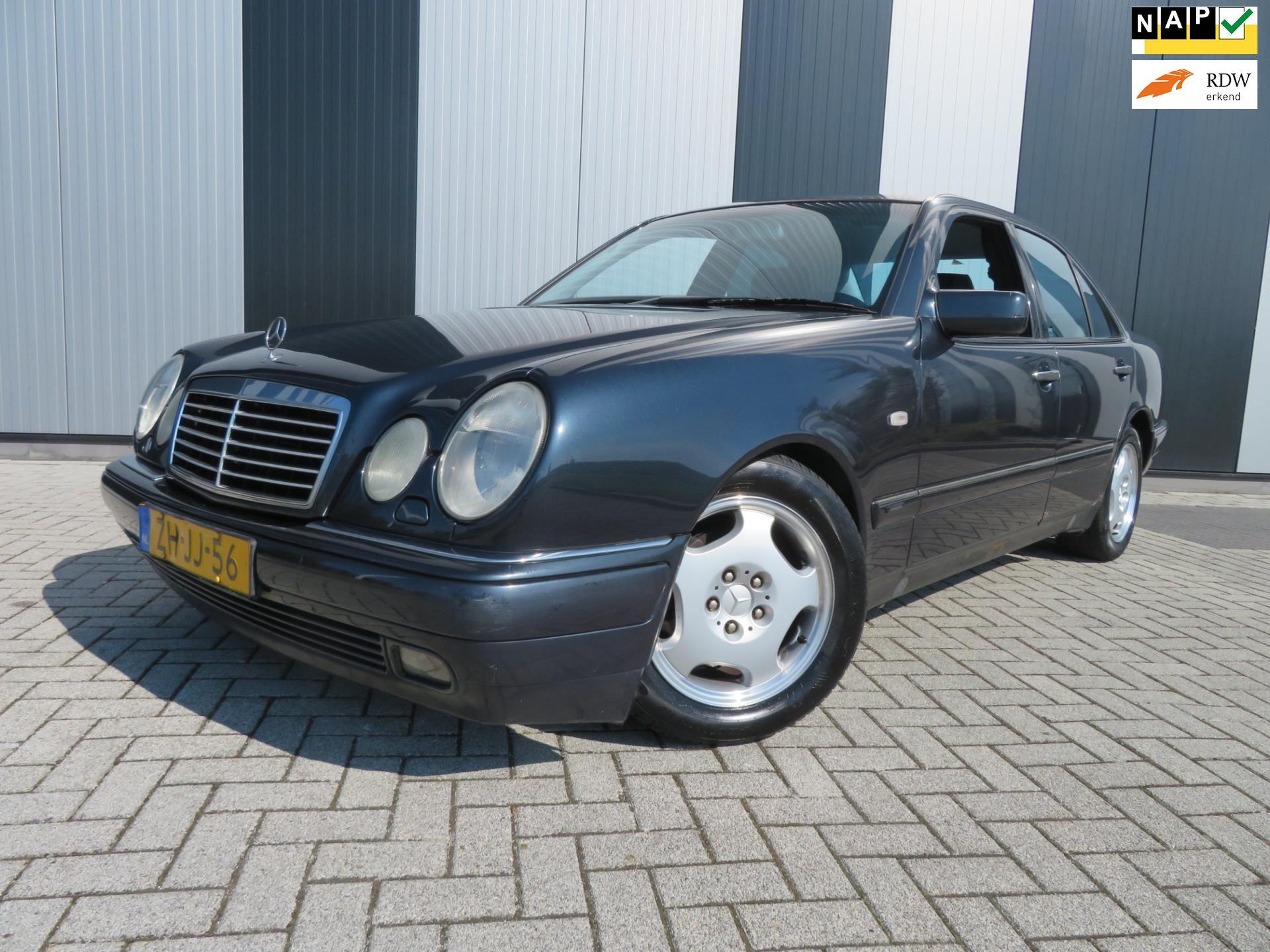 Mercedes-Benz E-klasse occasion - FR Cars