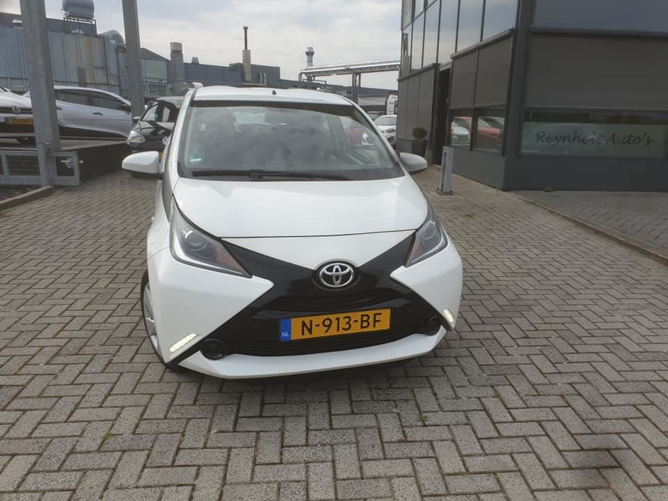 Toyota Aygo occasion - Autobedrijf Reijnholt