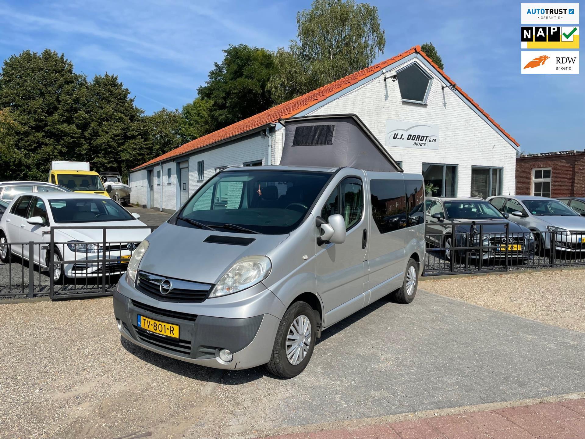 Opel VIVARO-2 2.5CDTI occasion - U.J. Oordt Auto's