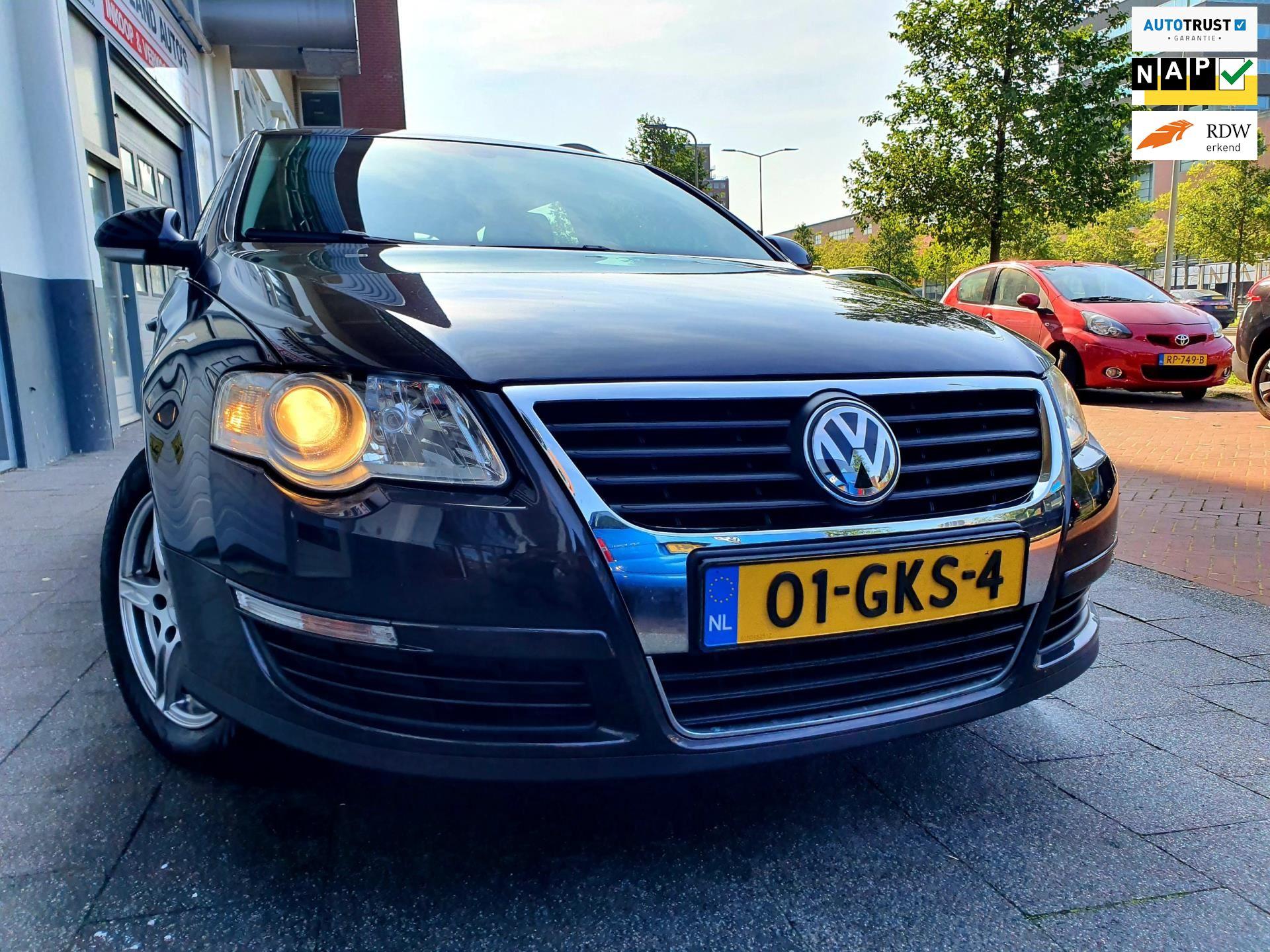 Volkswagen Passat Variant occasion - Haagland Auto's