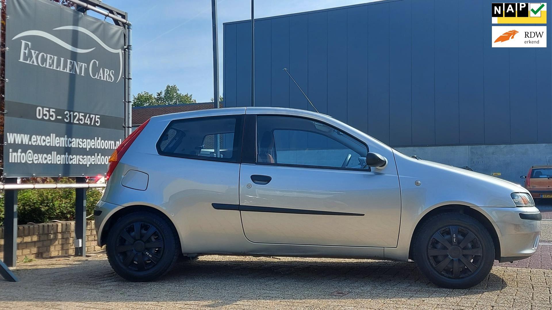 Fiat Punto occasion - Excellent Cars