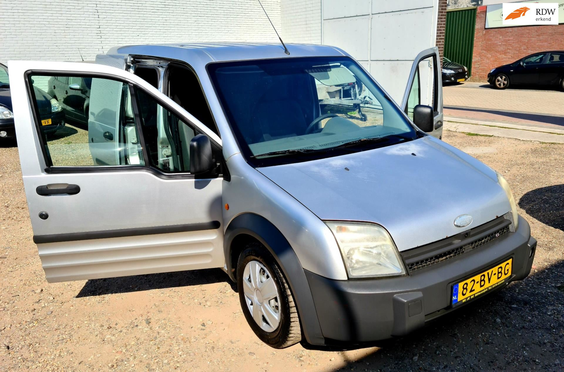 Ford Transit Connect occasion - DeAuto nl