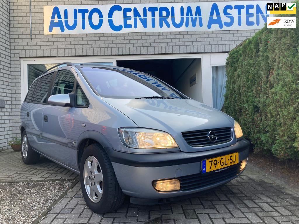 Opel Zafira occasion - Auto Centrum Asten