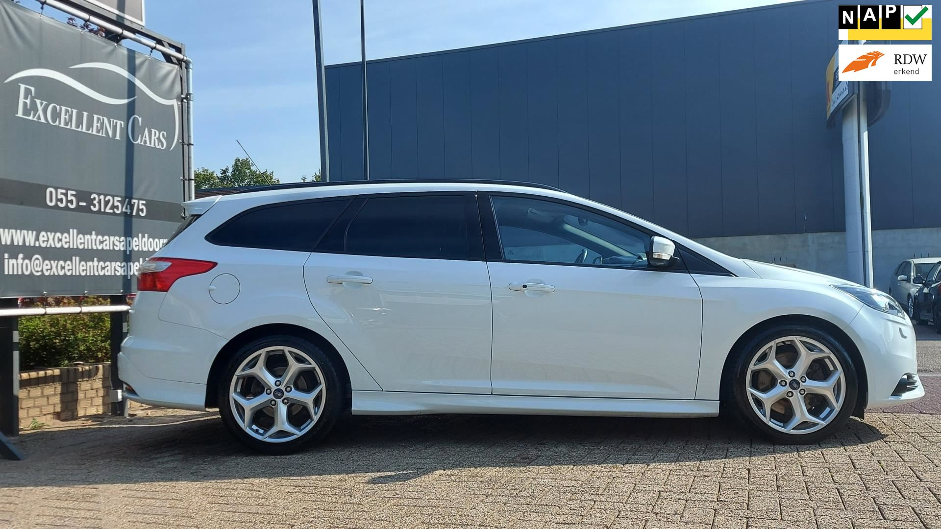 Ford Focus Wagon occasion - Excellent Cars