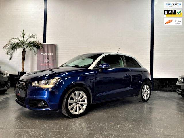 Audi A1 1.4 TFSI 122pk/ NAVI/ Bleutooth/ PDC/ STOELVERW./ NIEUWE APK
