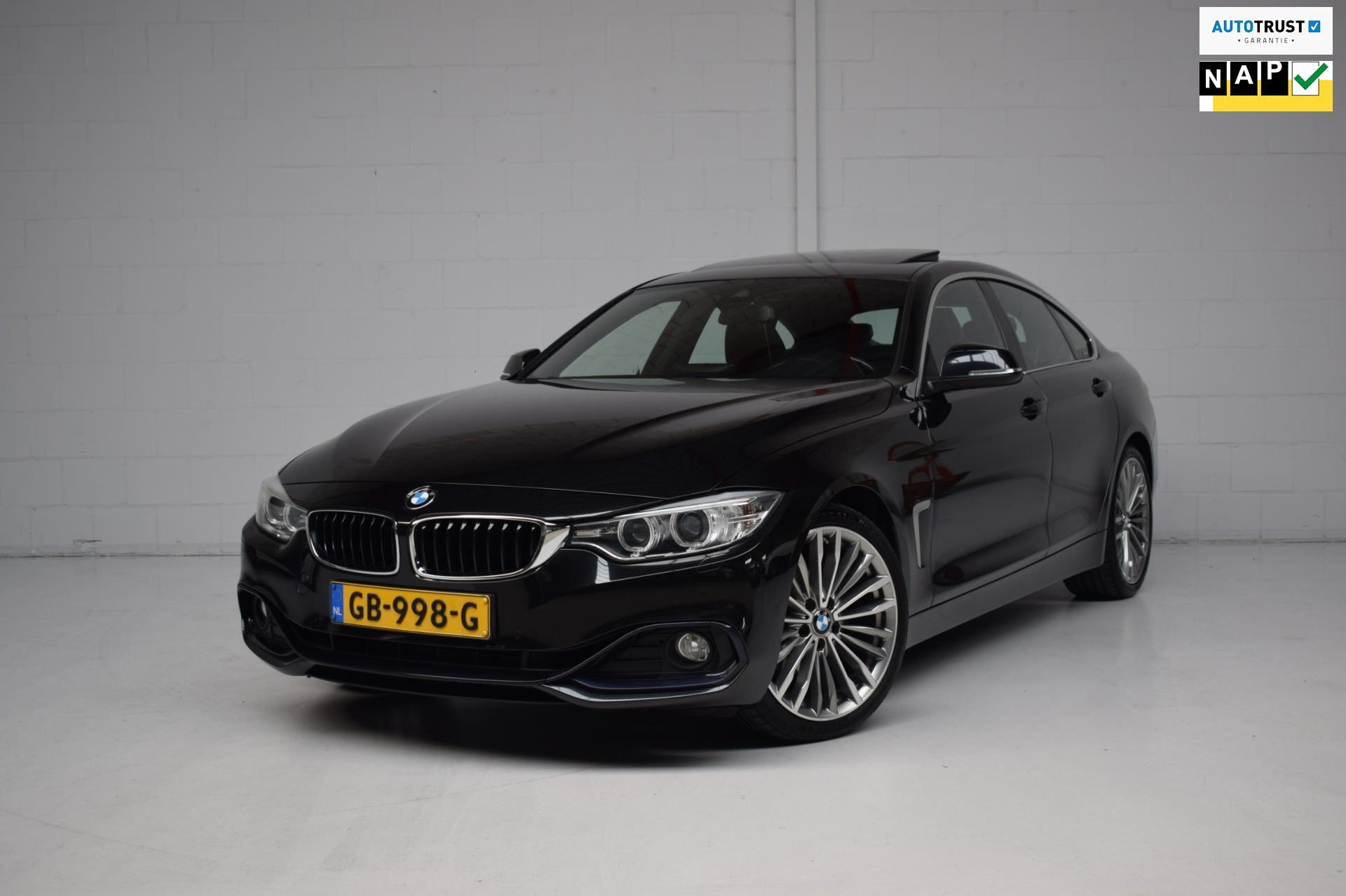 BMW 4-serie Gran Coupé occasion - Autocenter Baas BV