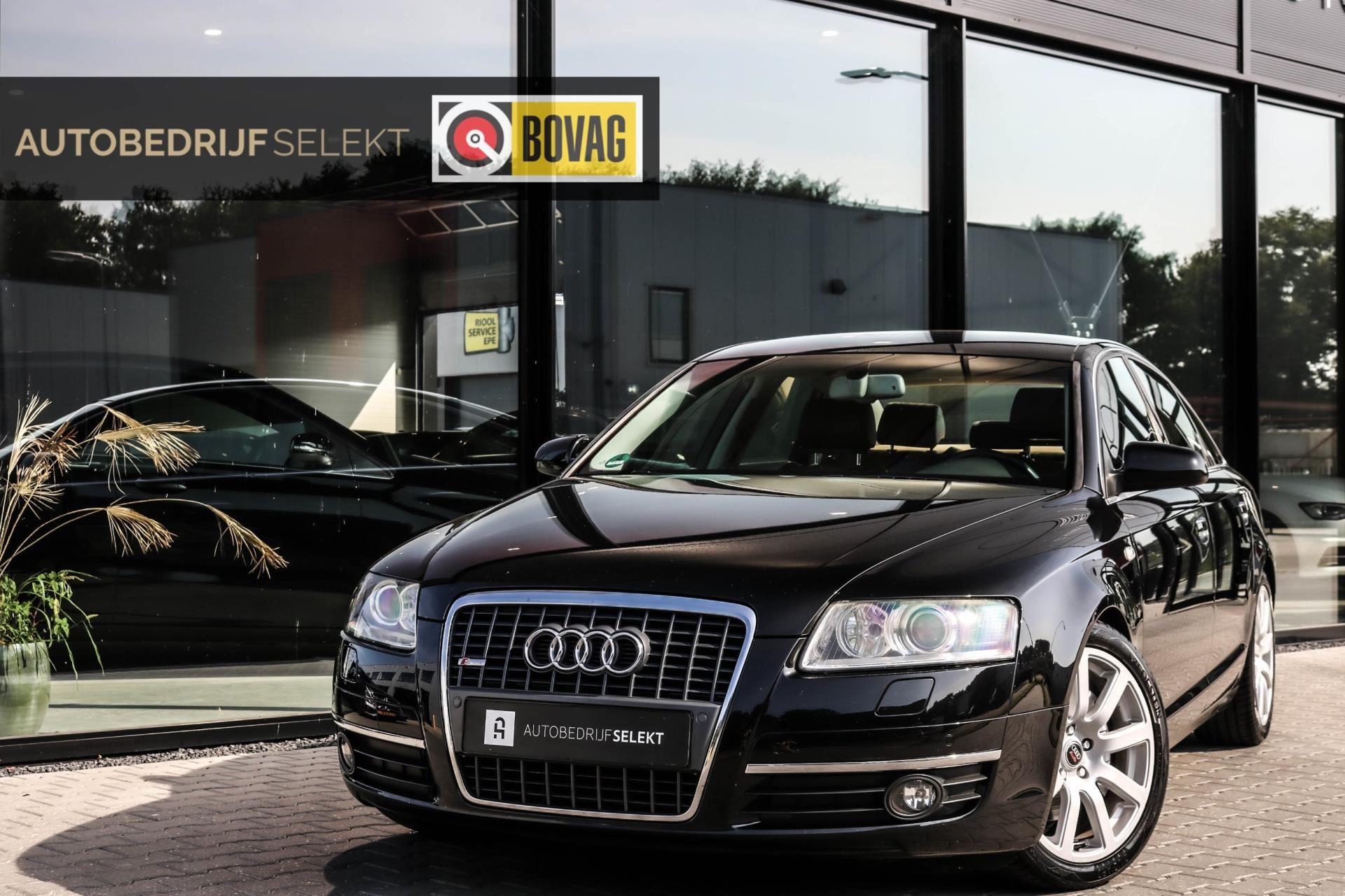 Audi A6 occasion - Autobedrijf Selekt B.V.