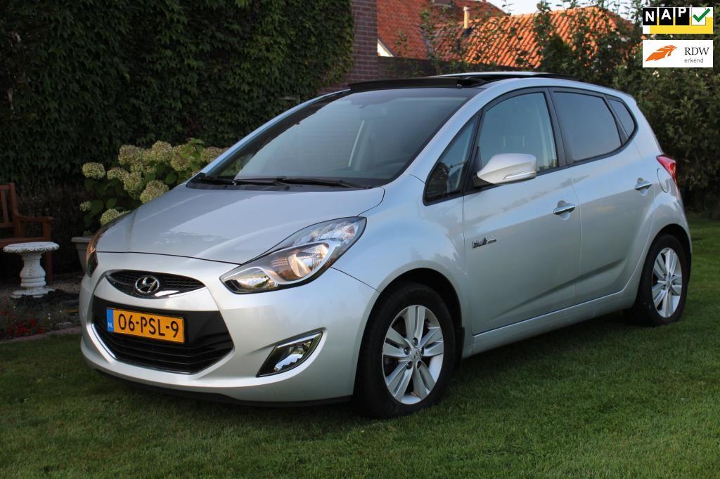 Hyundai Ix20 occasion - Veldhuizen Dealer Occasions
