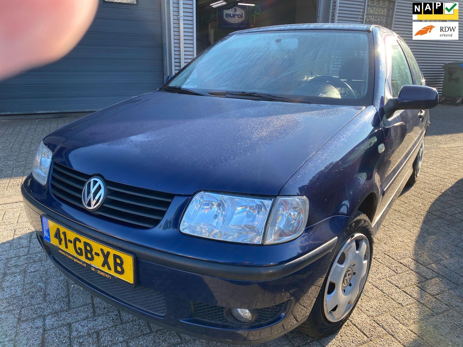 Volkswagen Polo occasion - Autobedrijf Ricars