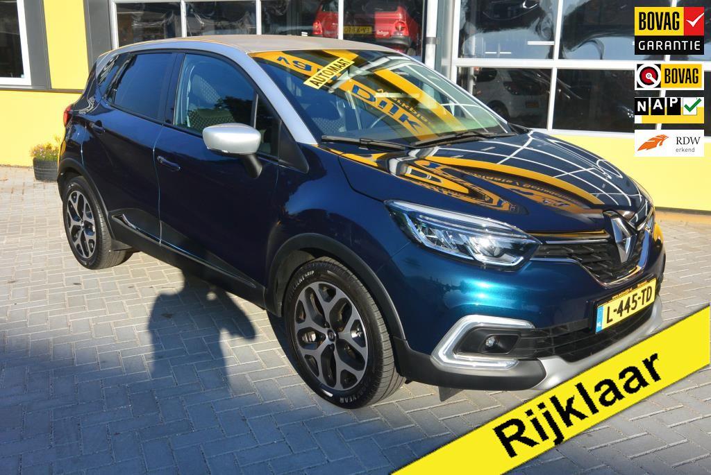 Renault Captur Automaat occasion - Auto van Dijk