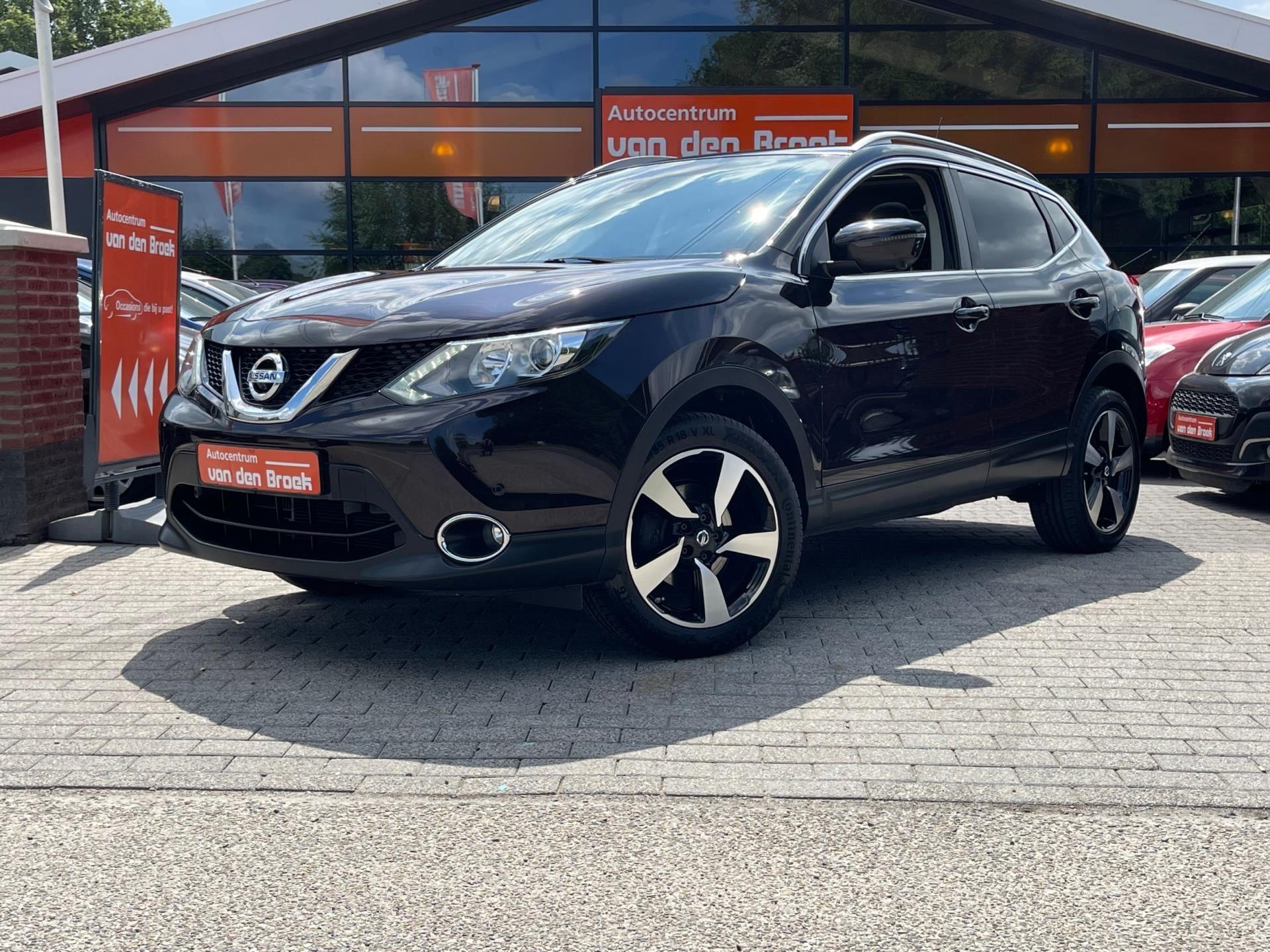 Nissan Qashqai occasion - AutoCentrum A. van Den Broek