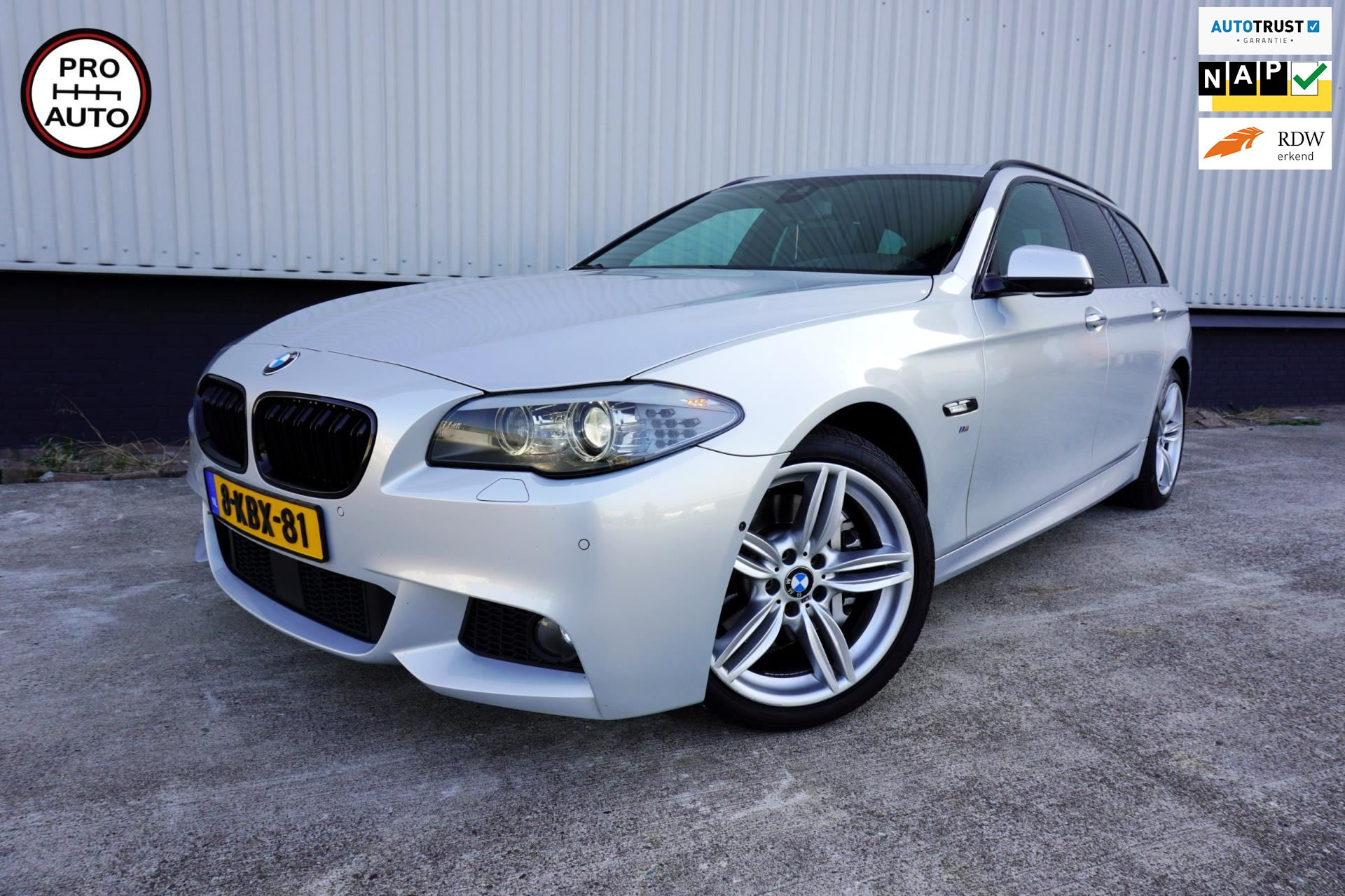 BMW 5-serie Touring occasion - Proautoverkoop