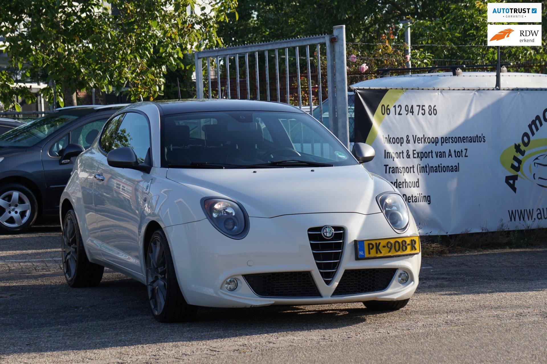 Alfa Romeo MiTo occasion - Automotive-Venray