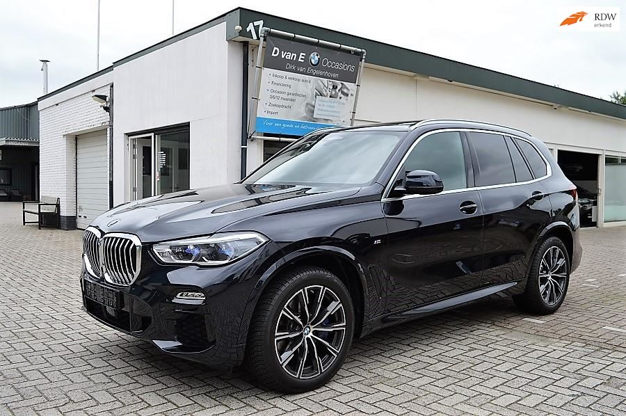 BMW X5 occasion - D van E BMW Occasions