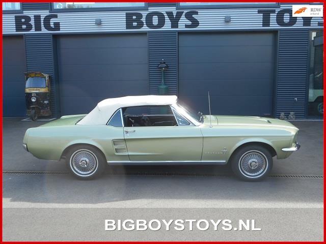 Ford MUSTANG occasion - Big Boys Toys B.V.