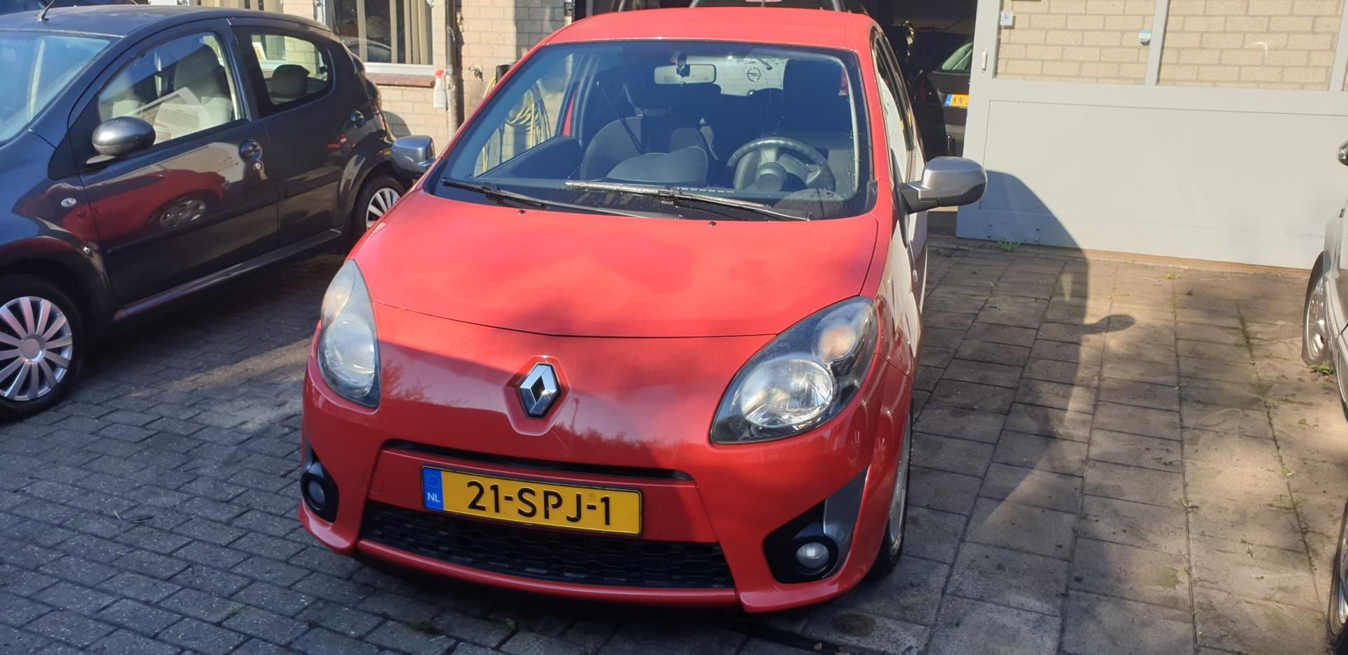 Renault Twingo occasion - Autohandel de Brug