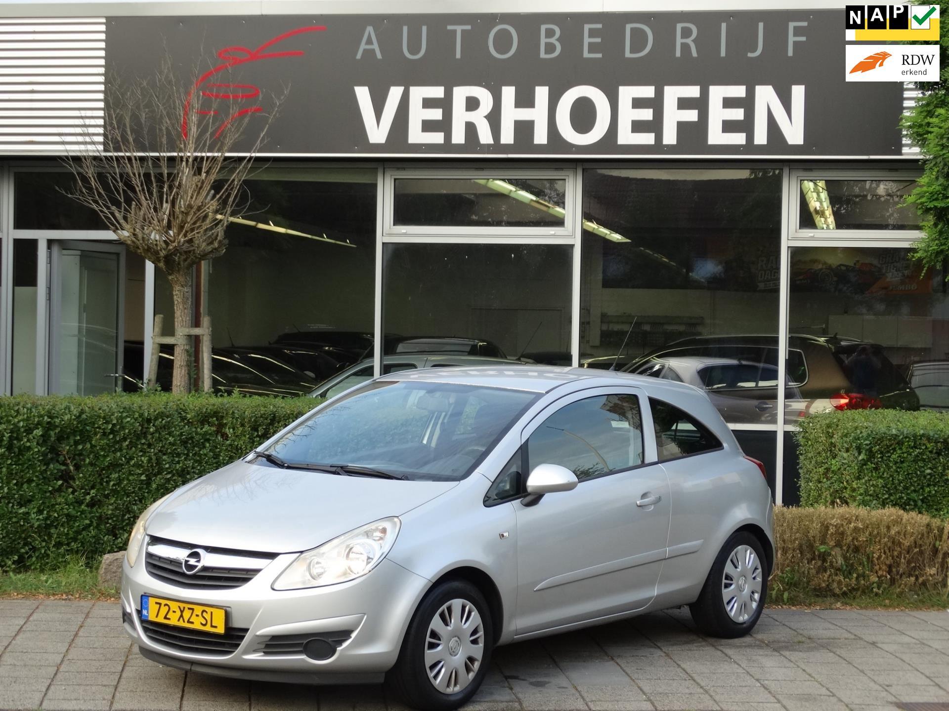 Opel Corsa occasion - Autobedrijf Verhoefen
