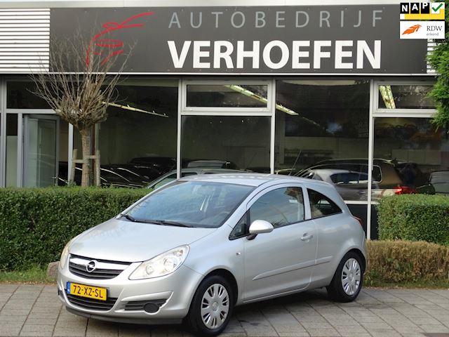 Opel Corsa 1.2-16V Business - AIRCO - ELEKTR RAMEN / SPIEGELS - MULTI STUUR - ACTIEPRIJS