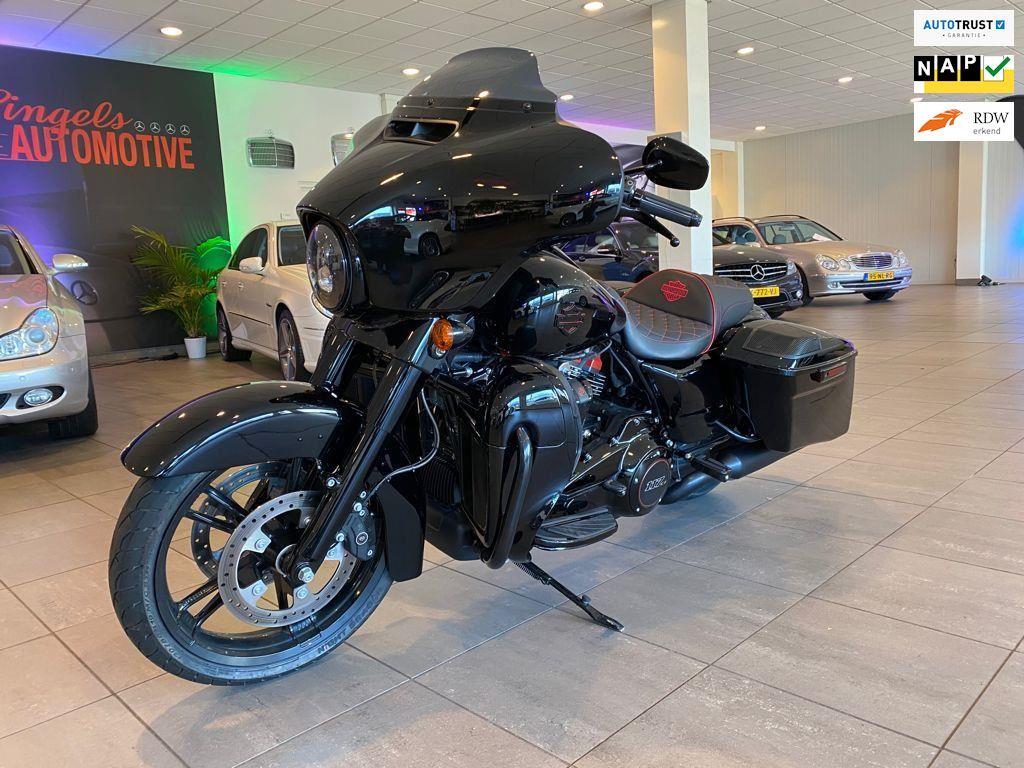 Harley Davidson Tour occasion - SINGELS AUTOMOTIVE