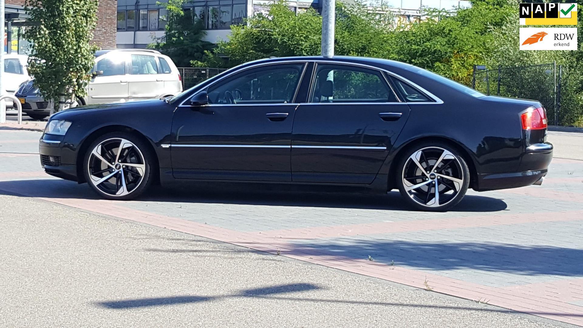 Audi A8 occasion - Autobedrijf R. Walhof