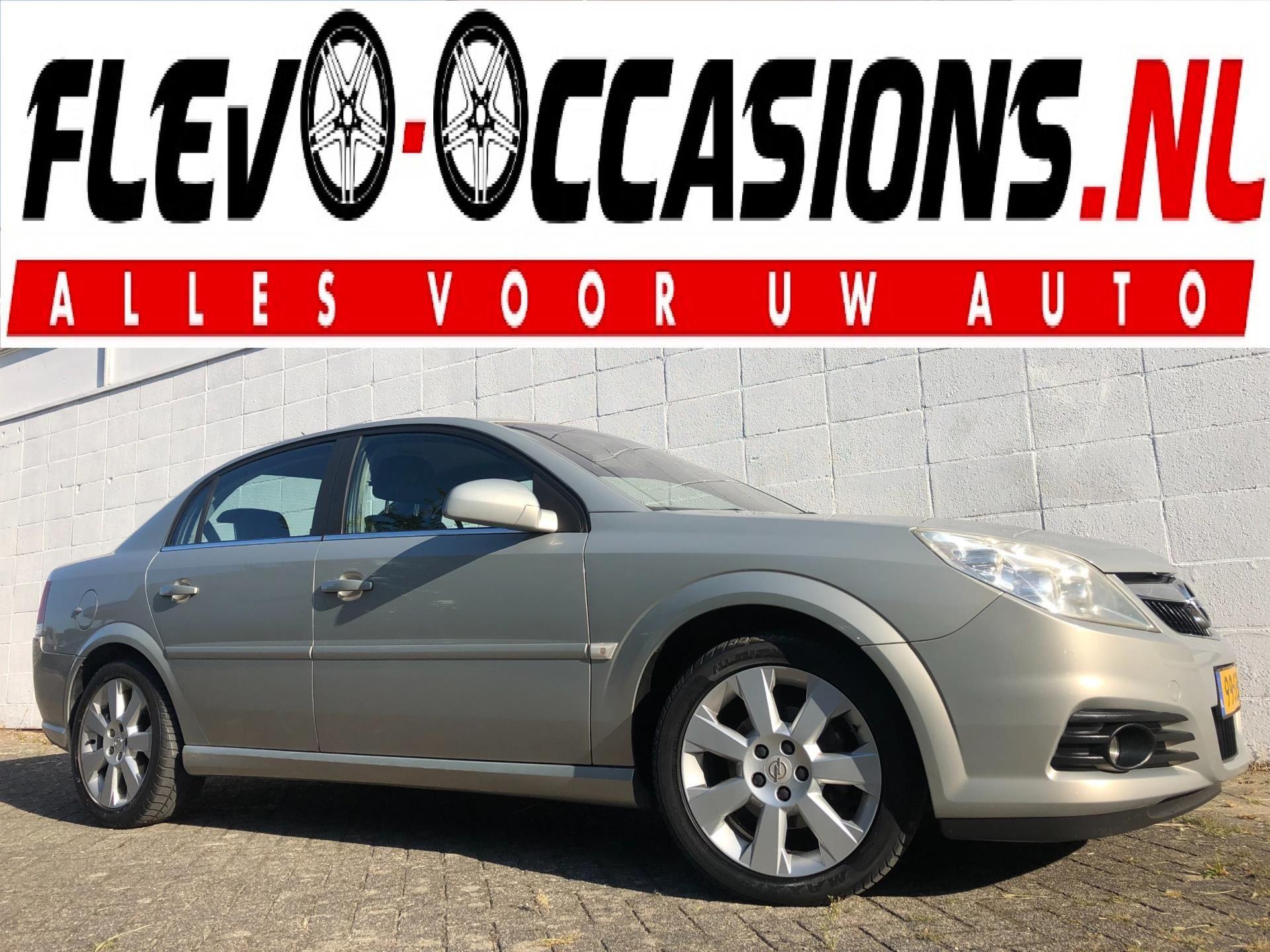 Opel Vectra occasion - Flevo Occasions