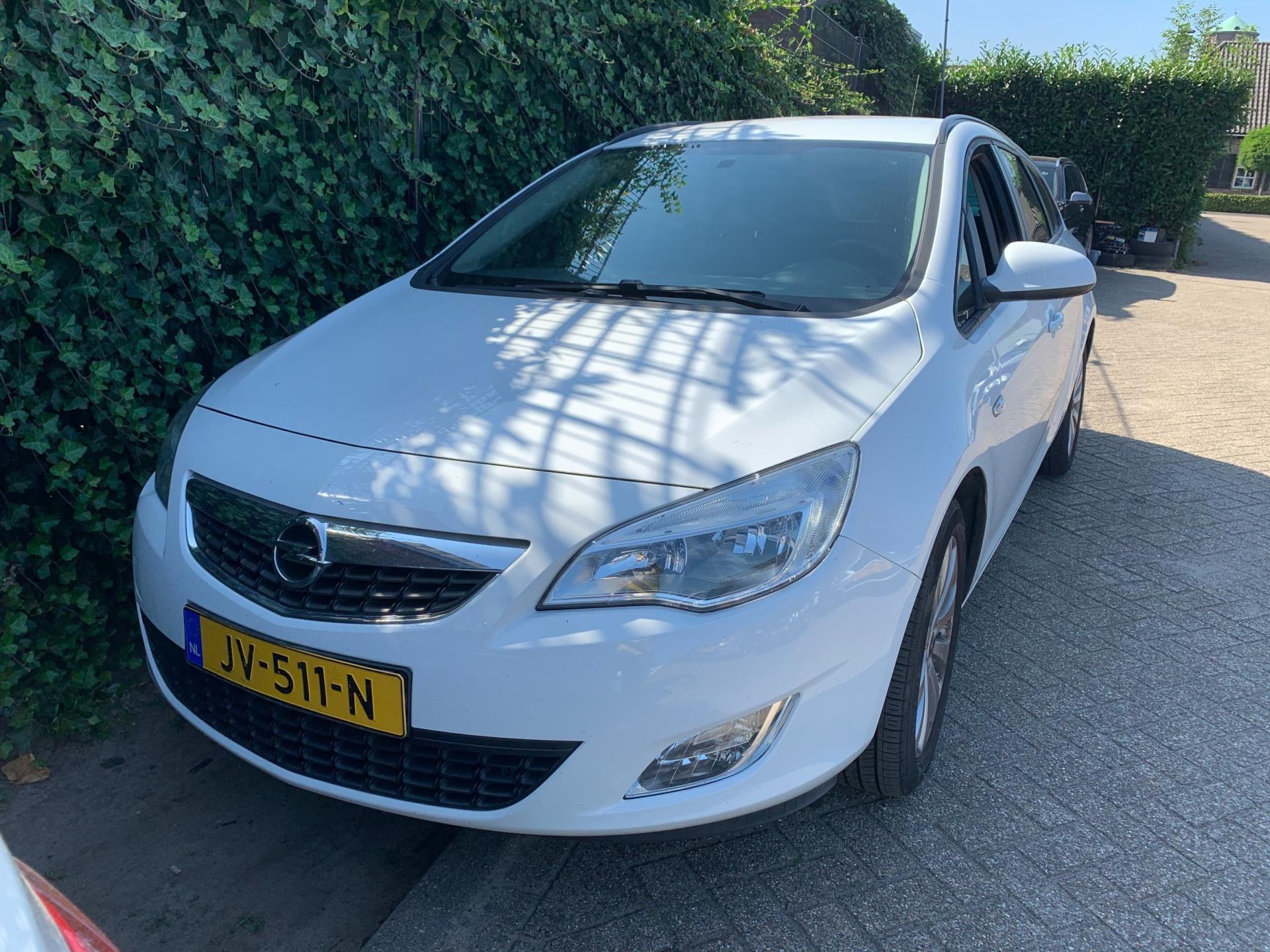 Opel Astra Sports Tourer occasion - DDM Export B.V.